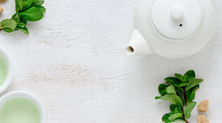10 boissons détox pour s'affiner avant l'été -bodysculptor-Le thé vert