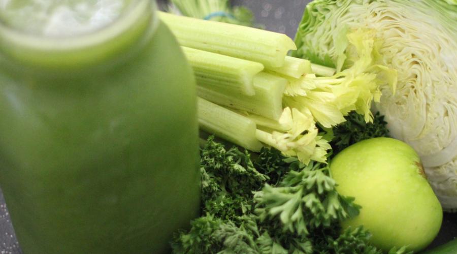 10 boissons détox pour s'affiner avant l'été -bodysculptor-Smoothie « vert »